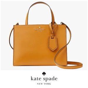 Kate Spade Passion Fruit Sam Satchel EUC